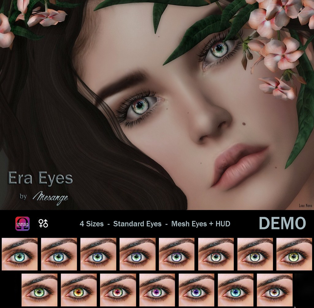 MESANGE - Era Eyes for We <3 Roleplay - SecondLifeHub.com