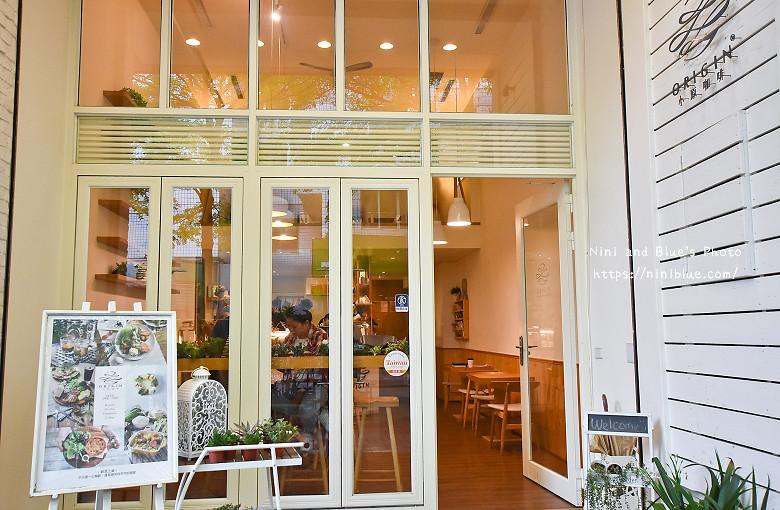 台中甜點小原咖啡菜單menu價位精誠路09