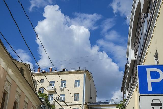 Palashevsky Lane, Moscow