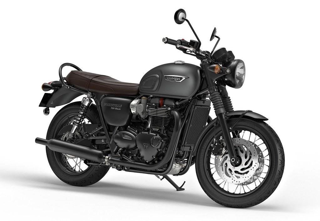 triumph 1200 bonneville t 120 black 2017 galerie moto motoplanete. Black Bedroom Furniture Sets. Home Design Ideas