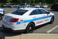 Chicago IL Police - Ford Police Interceptor (3)