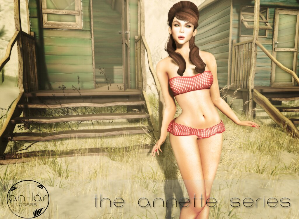 an lár [poses] The Annette Series - SecondLifeHub.com
