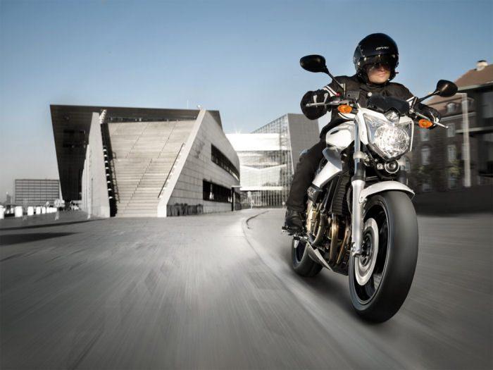 Yamaha XJ6 600 2013 - 7