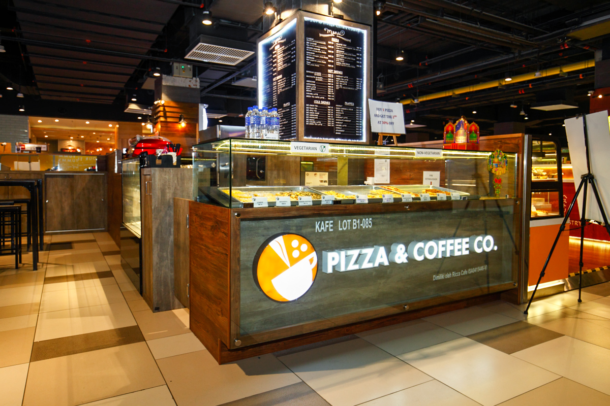 Pizza & Coffee Co MyTOWN Cheras