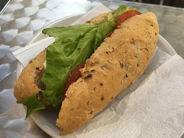 Mini ham sandwich - Bar Il Boccone