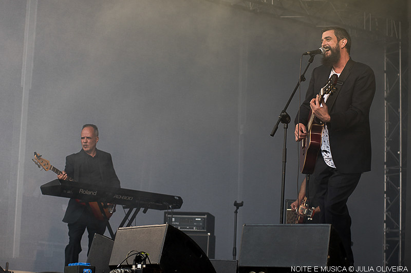 Rodrigo Leão & Scott Matthew - NOS Primavera Sound '17
