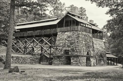 Tannehill Ironworks State Historical Park, Alabama