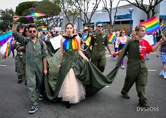 #ResistMarch LA Pride 2017