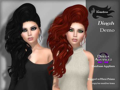 Tameless Hair Dinah - Jersey Shore Exclusive