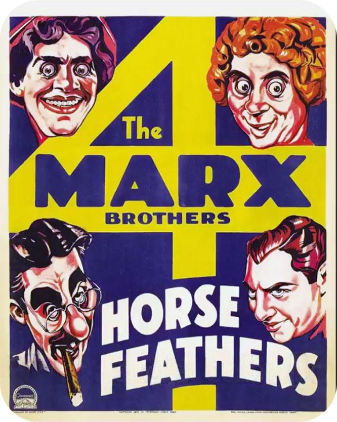 El Cine de los Hermanos Marx en Cartagena