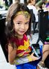 Lil 4yr old Wonderwoman.