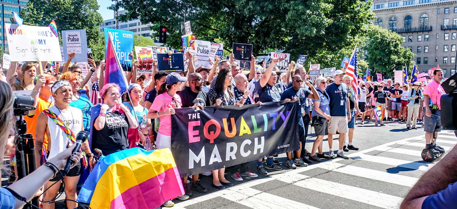 2017.06.11 Equality March 2017, Washington, DC USA 6513
