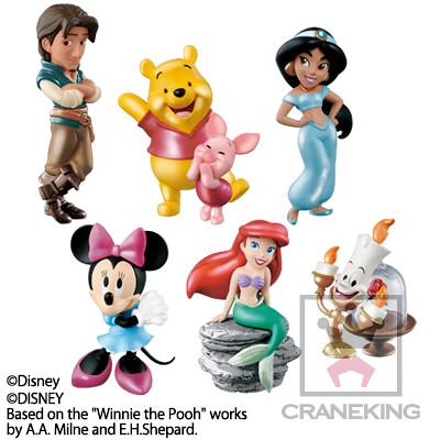 WCF系列 《迪士尼角色》動畫故事「特別的回憶」第二彈!Disney Characters story.00「Special Memories」vol.2