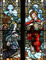 St Margaret's Vision of the Sacred Heart