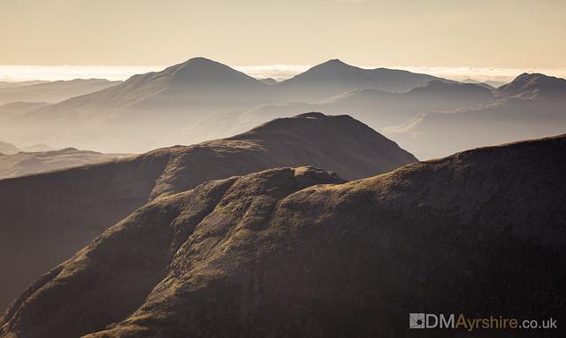 Distant Ridge [IMG_4176], Canon EOS 5D MARK II, Canon EF 100mm f/2 USM