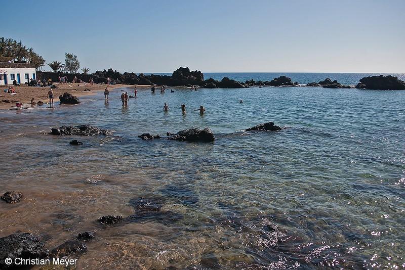 2017.02.07 - 3452 - Plage Puerto del Carmen Lanzarote ©