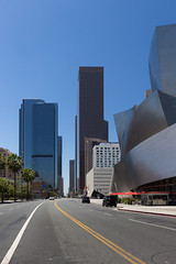 Business district, Los Angeles