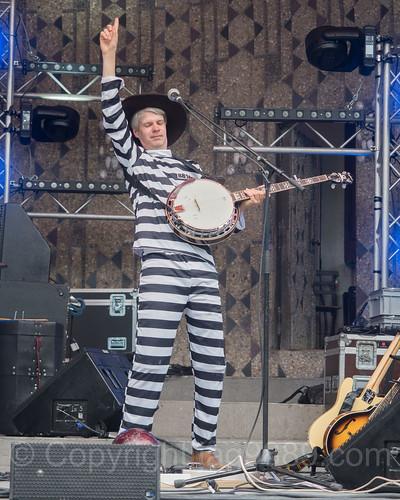 Country Music Band, Luzerner Fest (Lucerne City Celebration) 2017