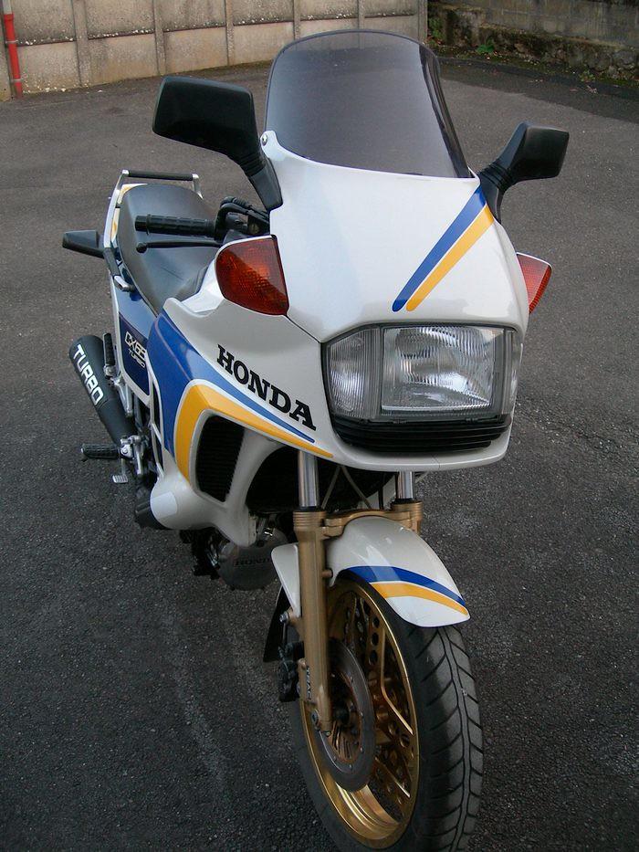 Honda CX 650 Turbo 1984 - 4