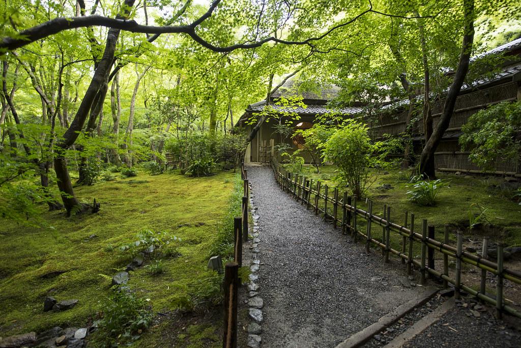 Giou-ji 祇王寺