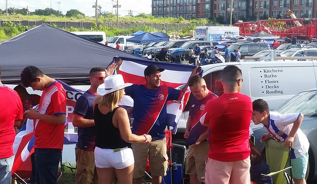 Gold Cup Tailgate 6