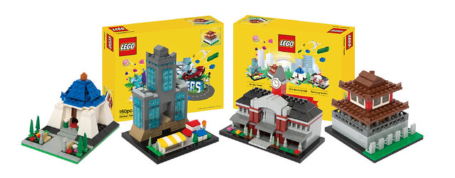 Lego Taiwan Cultural Mini-Builds 1