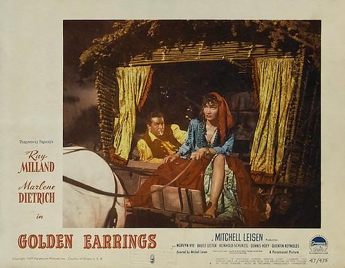 Golden Earrings - lobbycard 3