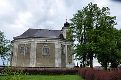 Bezděkov nad Metují, Church of St. Procope