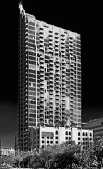 SkyPoint, 777 North Ashley Drive, Tampa, Florida, USA / Architect: Preston Partnership, LLC / Construction end: Jun 2007 / Architectural Style: Postmodernism