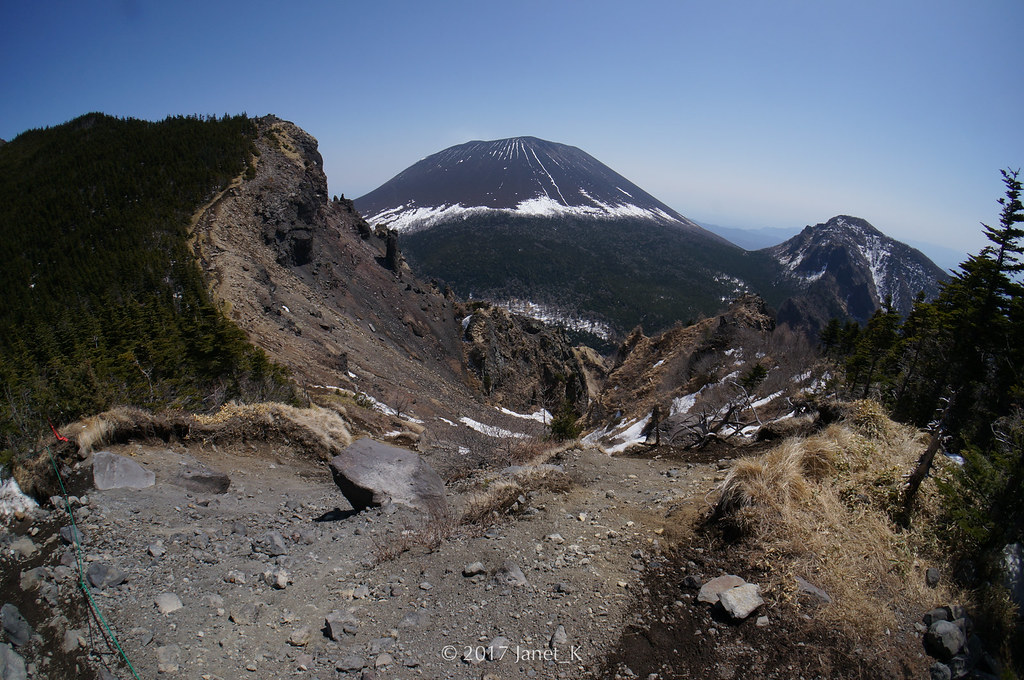 浅間山View
