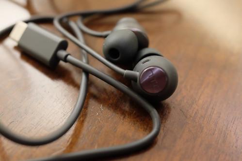 HTC U11 07 USB-Cハイレゾイヤホン