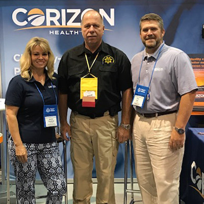 Corizon Health reaches law enforcement leaders at National Sheriffs Association Annual Conference