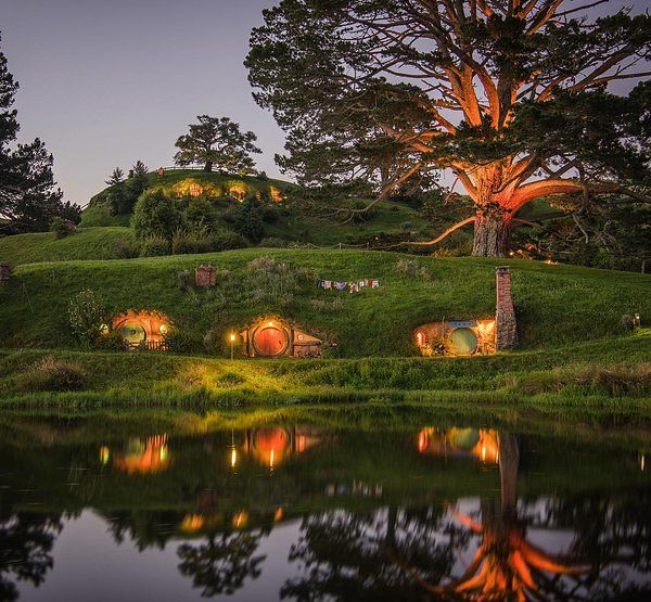Another glorious shot of Hobbiton - shaun_jeffers https://t.co/oFbKU3nPLj #istanbul #food #lezzet #mutfak #nefis #kebap #Tarif #yemektarif…
