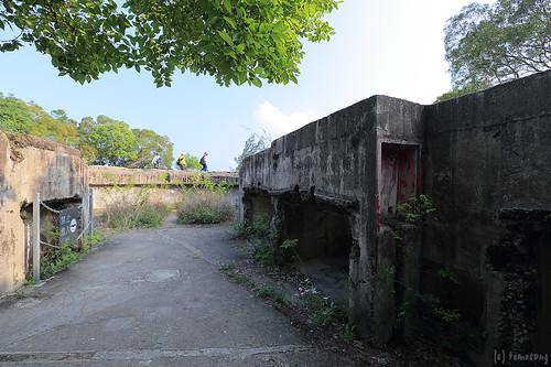 fortifications at Devil's Peak