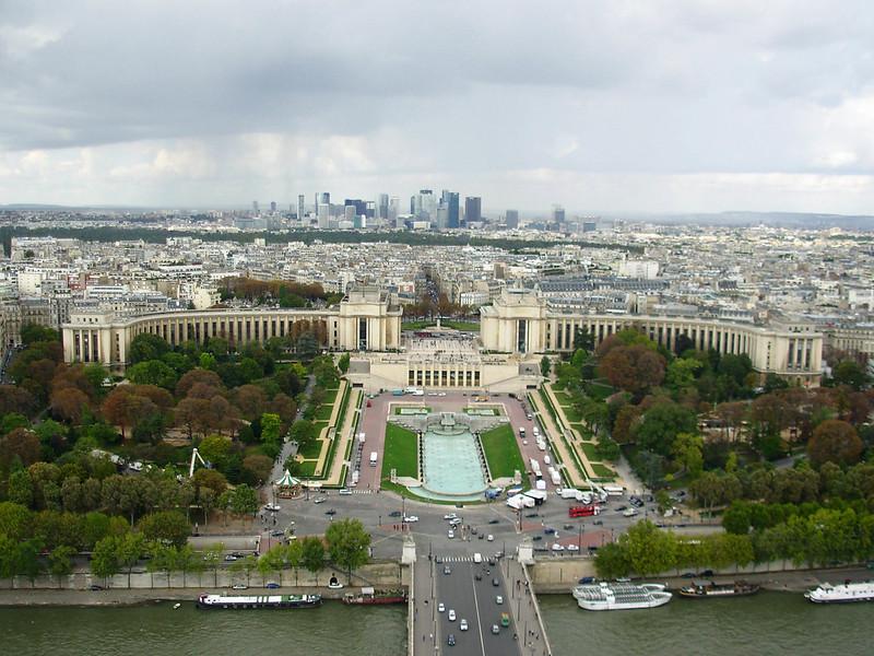 Esplanade du Trocadéro