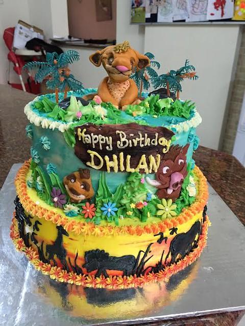 Cake by Darshi Chandaria