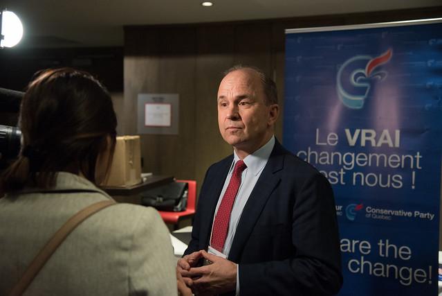 Parti conservateur du Québec - Congrès 2017