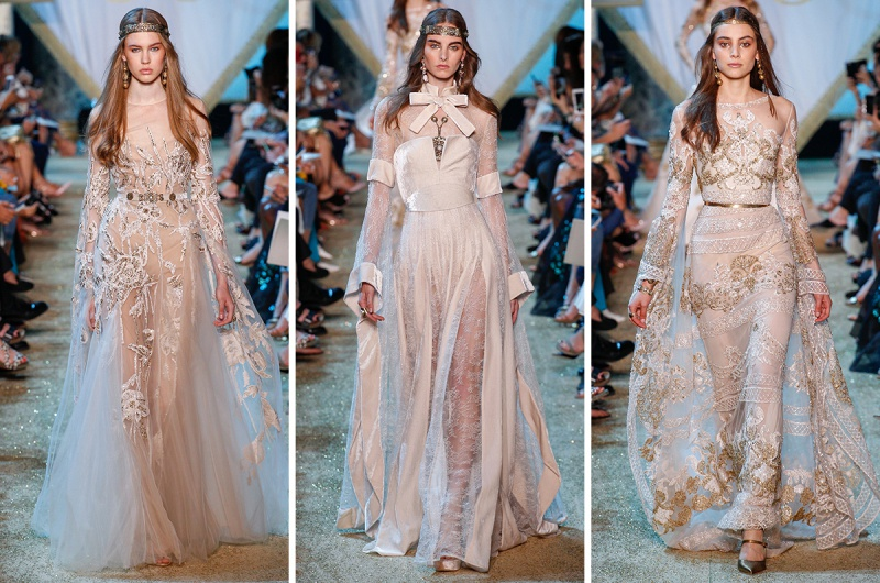 Elie Saab Fall 2017 Couture Collection