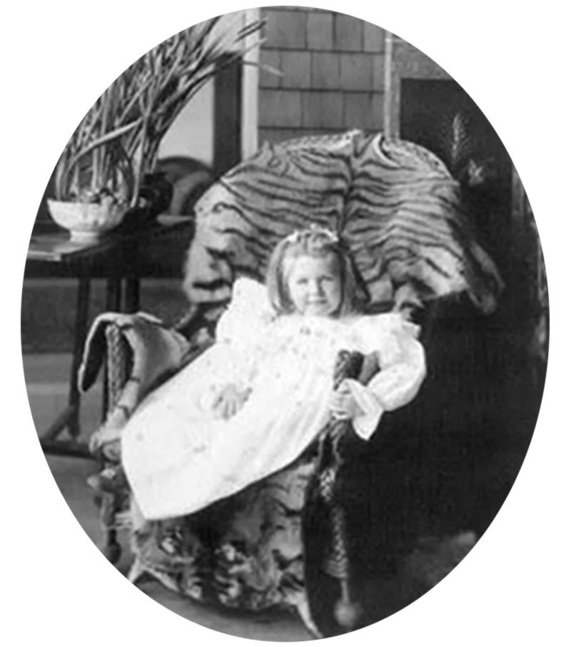 Josephine Kipling, c. 1895