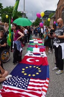 USA EU Turkey