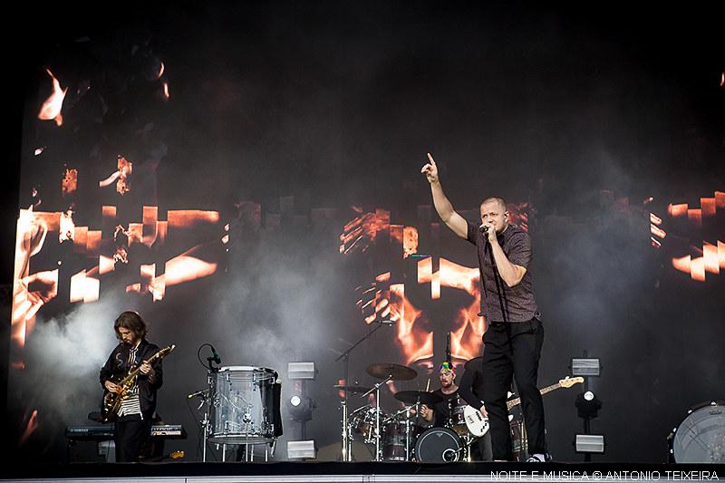 Imagine Dragons - NOS Alive '17