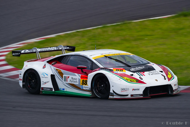 SUPER GT Official Test at Suzuka Circuit 2017.7.1 (91)