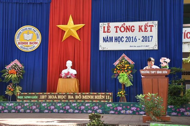 Lễ Bế Giảng năm học 2016-2017