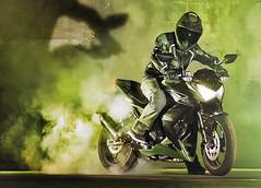 Kawasaki Z 300 2016 - 4
