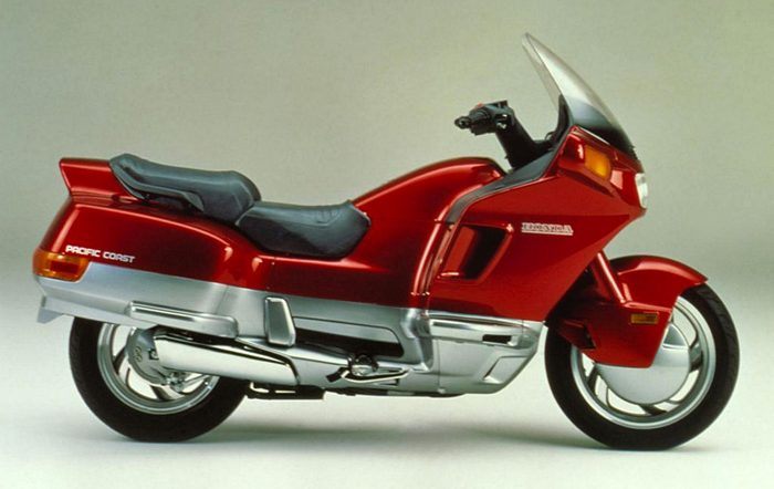 Honda PC 800 Pacific Coast 1989 - 6