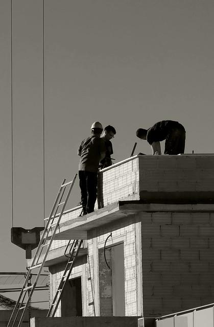 Gente trabajando, Fujifilm X-T1, XF50-140mmF2.8 R LM OIS WR + 1.4x