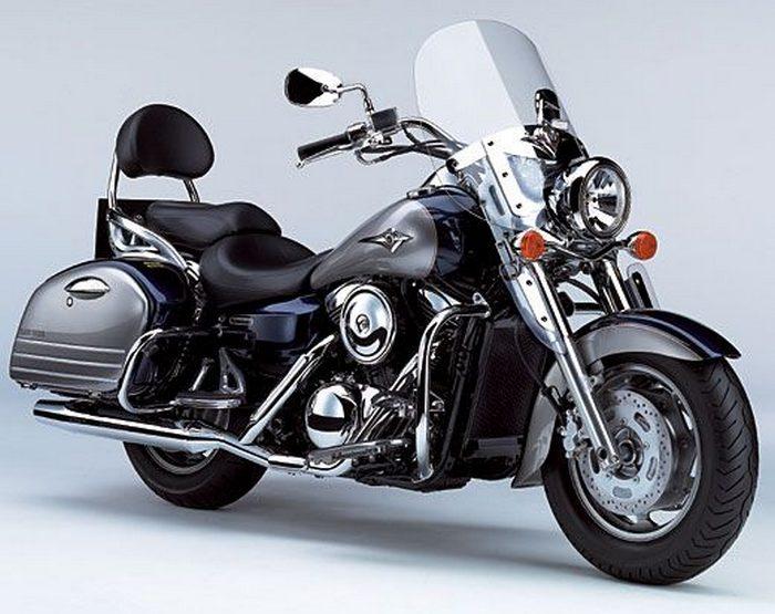 Kawasaki VN 1600 Classic Tourer 2007 - 5