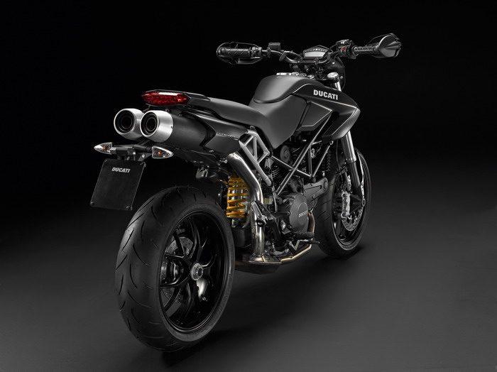 Ducati HM 796 Hypermotard 2010 - 38