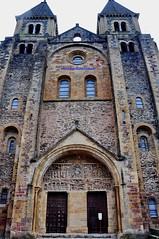 541 - Abad�a Sainte Foy - Conques (France).