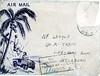 Niven Alan leter to Marge envelope
